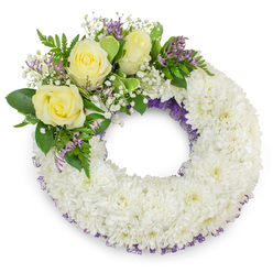 IN MY PRAYERS WREATH